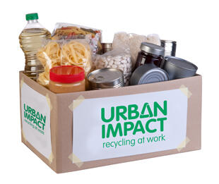 Urban Impact Supports Tanis Glenn in Amazing Race Challenge and Raises Money for Abbotsford Food Bank